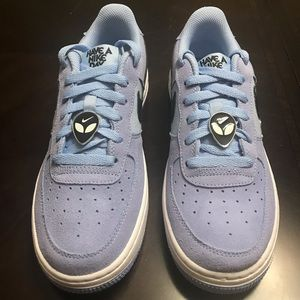 Air Force 1 Have a Nike Day Aluminum Sneaker 7